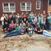 2019 - Chelsea High School Peer Helpers Workday